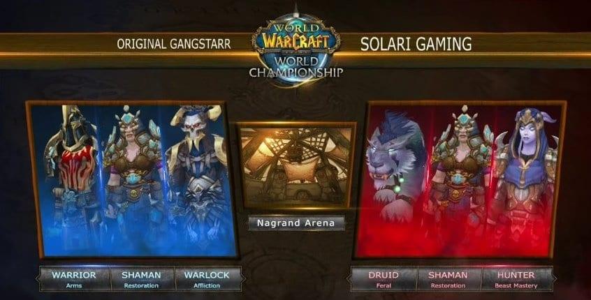 Original Gangstarr vs Solari gaming 1