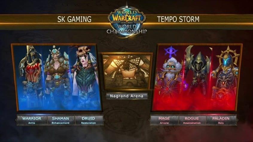 Sk Gaming vs Tempo Storm 1