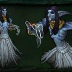 Panel World of Warcraft Legion