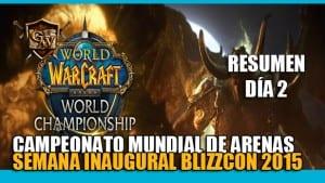 arena world championship 2015 dia 2