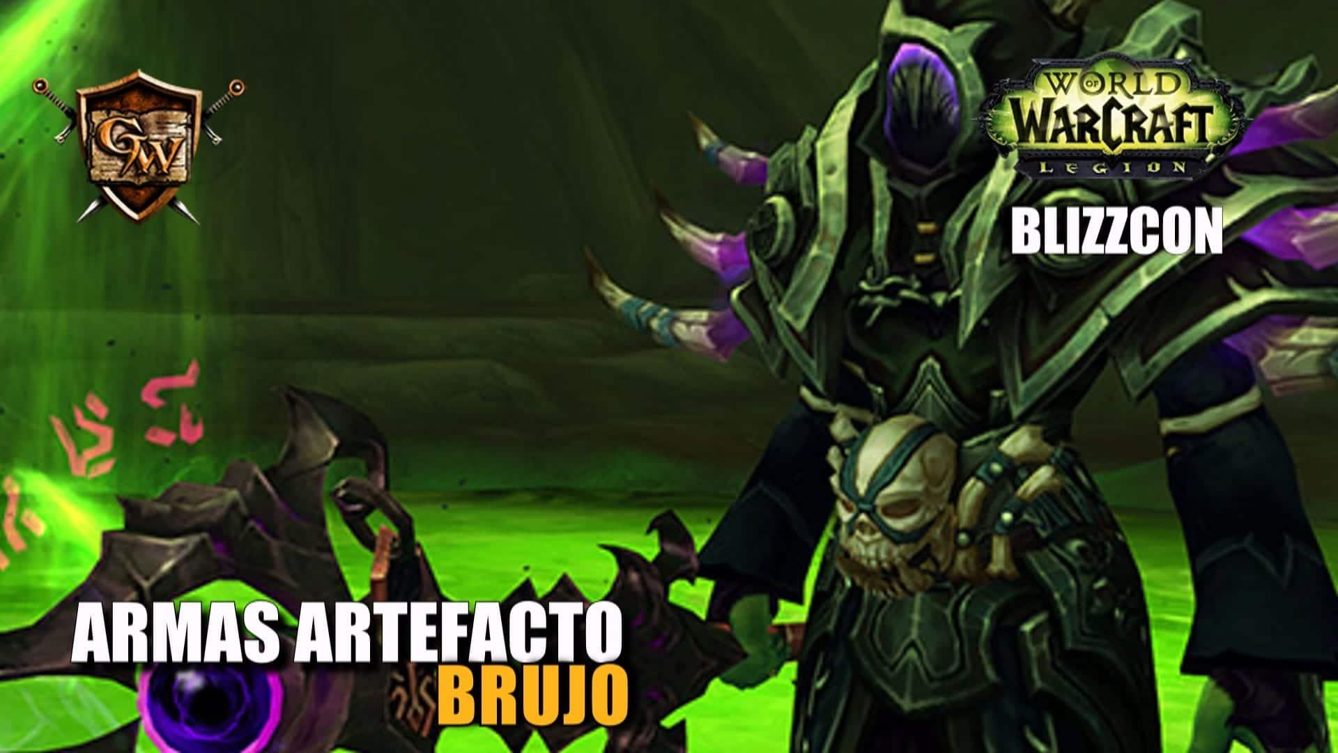 Armas artefacto: Brujo
