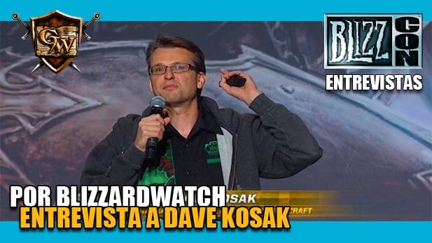 entrevista a dave kosak