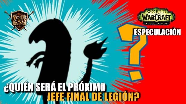 ¿Quién será el próximo jefe final de Legión?