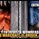 panel de warcraft el origen