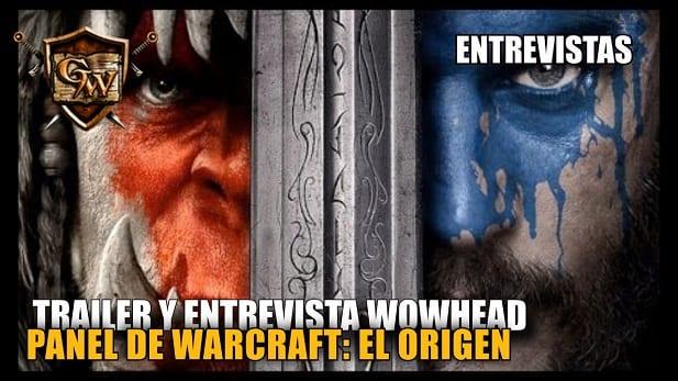 panel de warcraft el origen