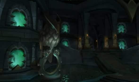 bóveda de los guardianes