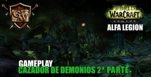 Gameplay Cazador de Demonios 2ª parte