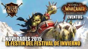 Novedades del Festival de Invierno 2015