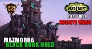 mazmorra black rook hold