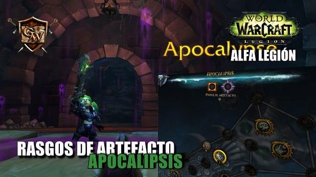 Apocalipsis - Conoce sus rasgos - Alfa Legión