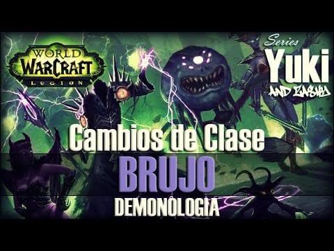 Yuki comentando Brujo Demonología