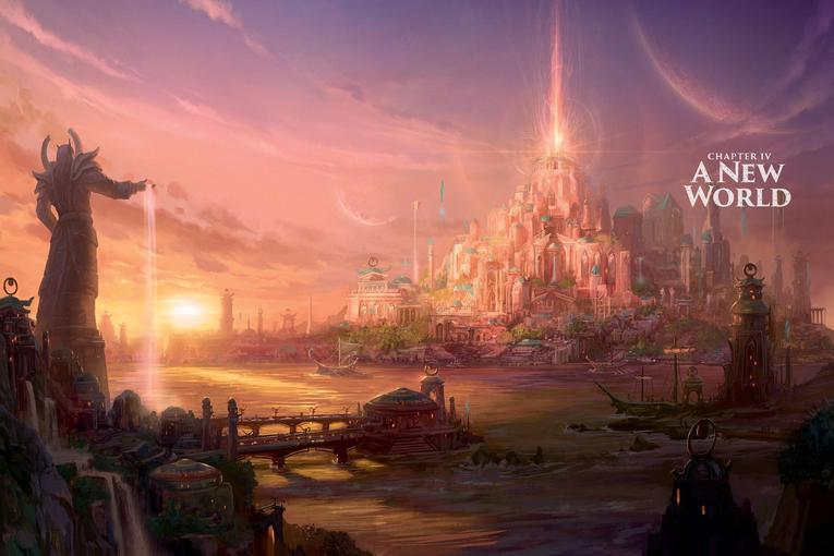 World of Warcraft Chronicle parte 1 cap 4
