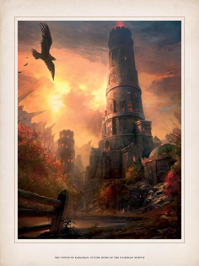 World of Warcraft Chronicle parte 1 karazhan