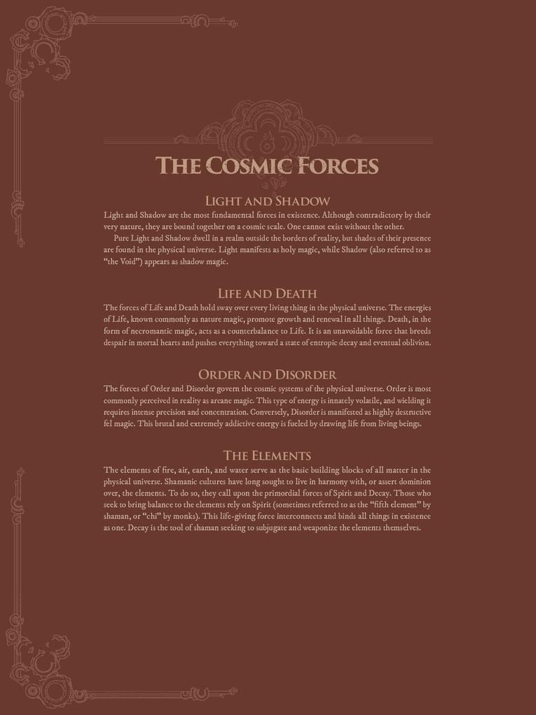 World of Warcraft Chronicle parte 1 página 3