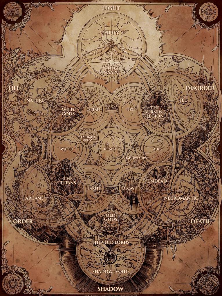 World of Warcraft Chronicle parte 1 página 4