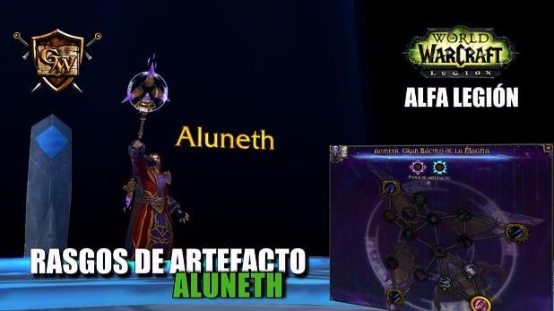Aluneth - Conoce sus rasgos - Alfa Legion