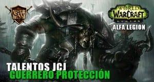 talentos jcj del guerrero protección