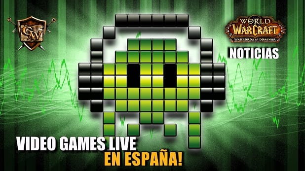 Video Games Live en España