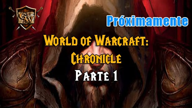 world of warcraft chronicle parte 1 portada