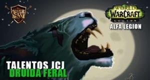 talentos jcj del druida feral alfa legion