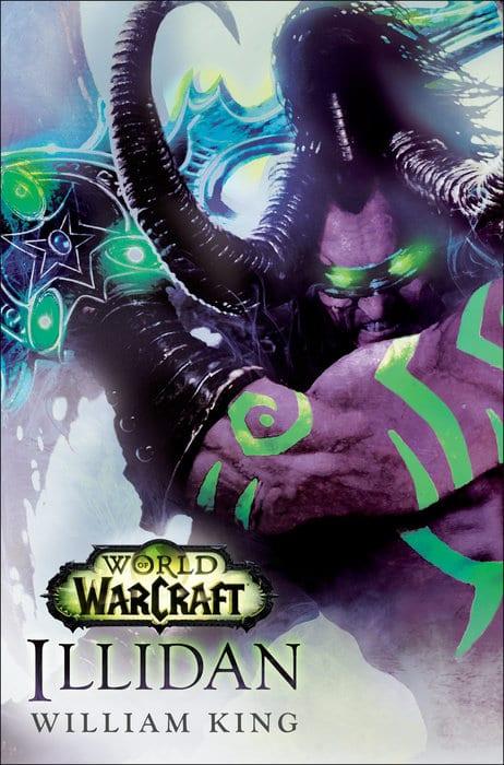 world of warcraft illidan portada