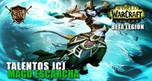 talentos jcj del mago escarcha beta legion