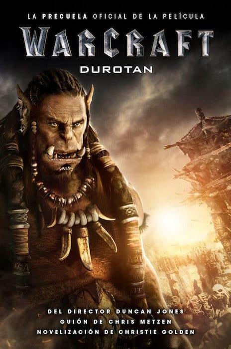Warcraft Durotan portada