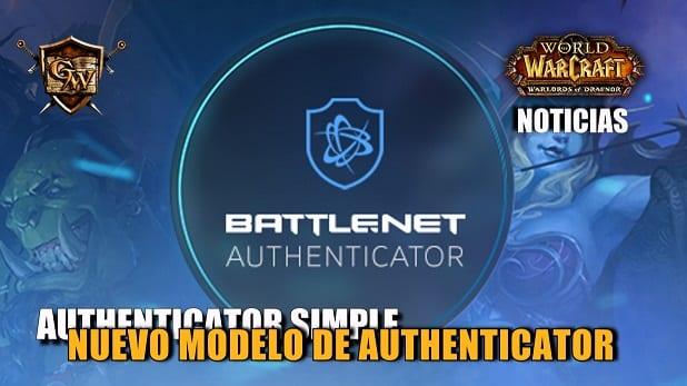Novedades en el nuevo Battlenet Authenticator