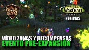 evento pre-expansión