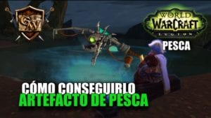 ARTEFACTO DE PESCA
