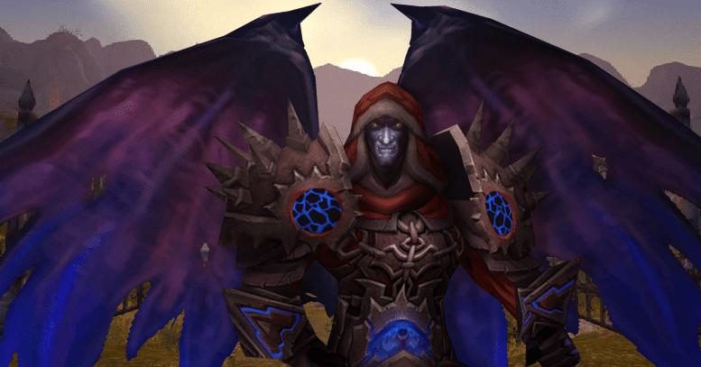 Theron Sanguino, el primer Caballero de la Muerte