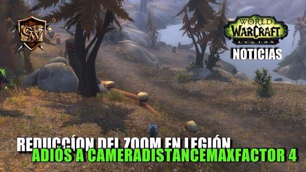 Retiran /console CameraDistanceMaxFactor 4 y reducen el zoom en Legión