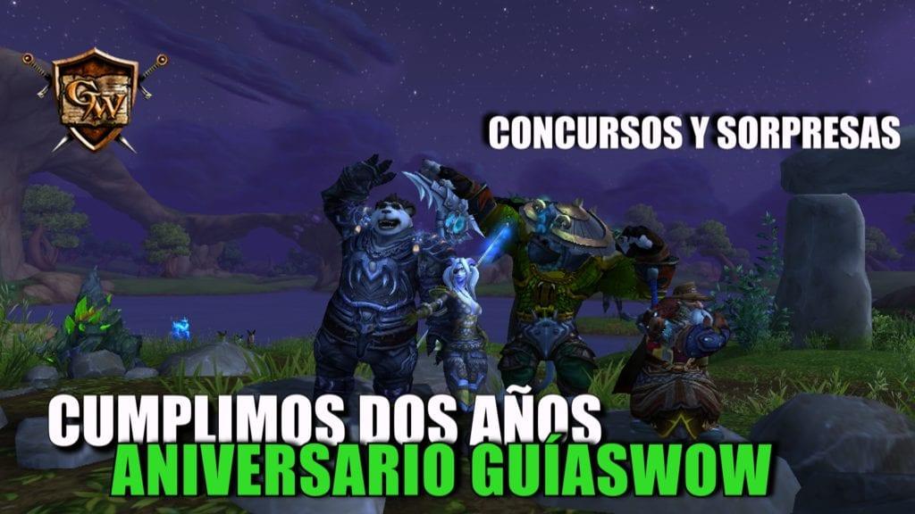 aniversario guíaswoW