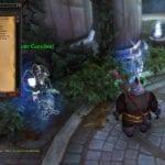 Lady Irisse 2 misiones de joyería en legion