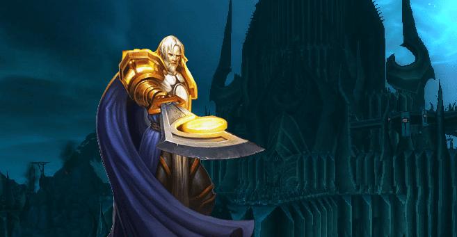 Tirion Vadín, portador de la Crematoria y líder de la Cruzada