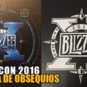 bolsa de obsequios de Blizzcon 2016