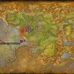 caparazón quitinoso mapa misiones de joyería en legion