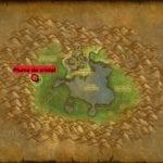 pluma de cristal mapa misiones de joyería en legion