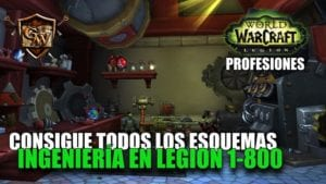 INGENIERÍA EN LEGION