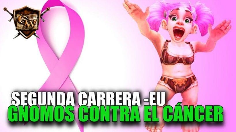 SEGUNDA CARRERA DE GNOMOS CONTRA EL CANCER