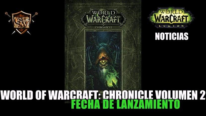 World of Warcraft: Chronicle Volumen 2 a la venta el 14 de marzo