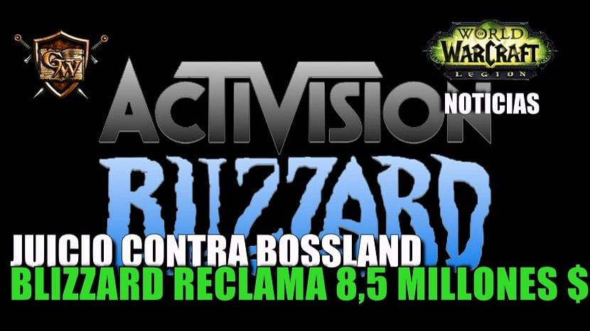 Blizzard reclama 8.5 millones de dólares a Bossland GmbH por infringir normas de derechos de autor