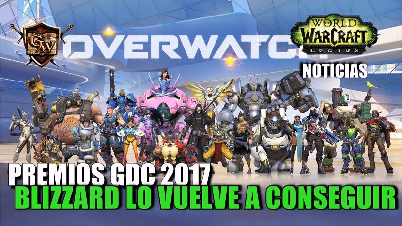 Blizzard lo vuelve a conseguir: Overwatch gana el premio al Juego del Año en los GDCA