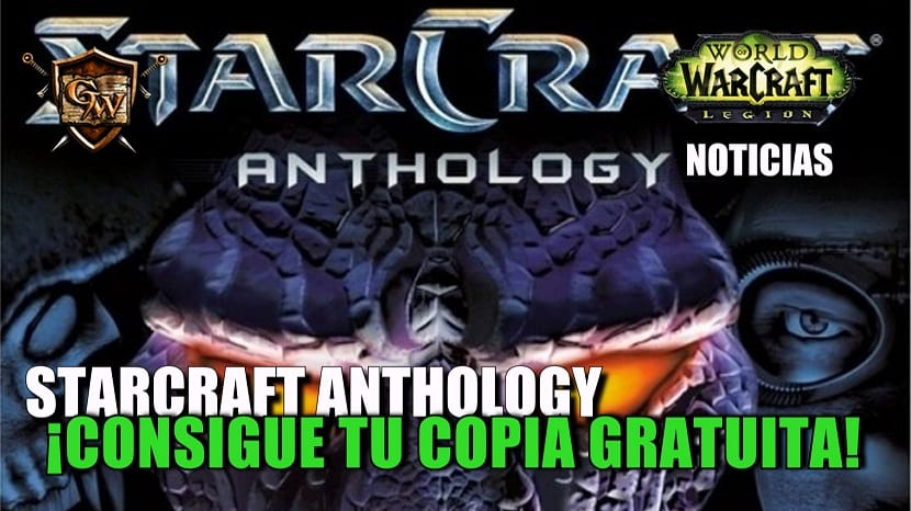 Starcraft Anthology ya es un juego gratuito
