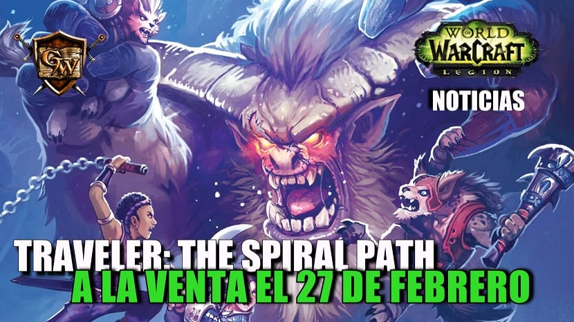 Traveler: The Spiral Path a la venta el 27 de Febrero de 2018