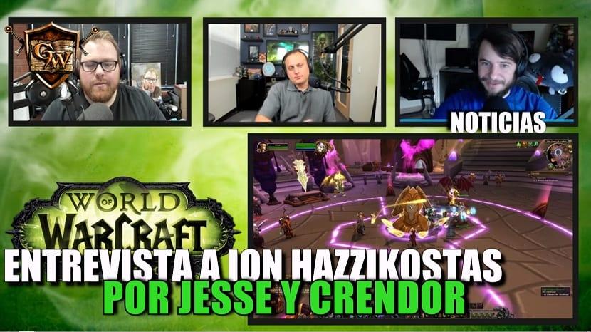 Entrevista a Ion Hazzikostas por Jesse y Crendor
