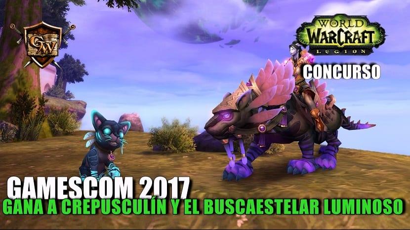 Gana compañeros de colores cambiantes para WoW en gamescom