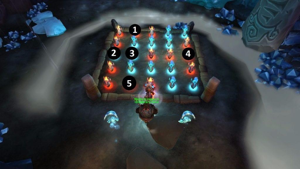 Guía del juego: Puzzle de tótems en la sede de Chamanes