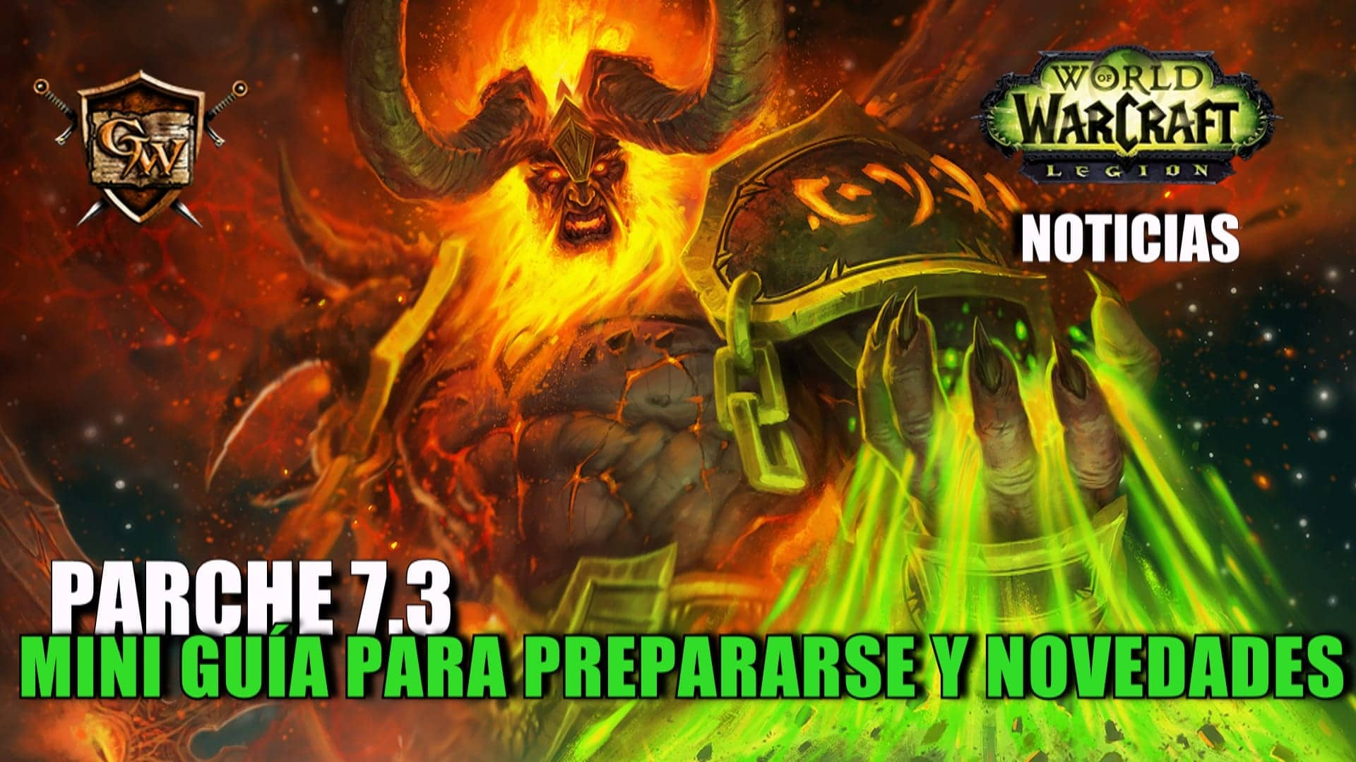 Prepar ndose para el parche 7 3 legion noticias gu as wow for Cocina wow legion