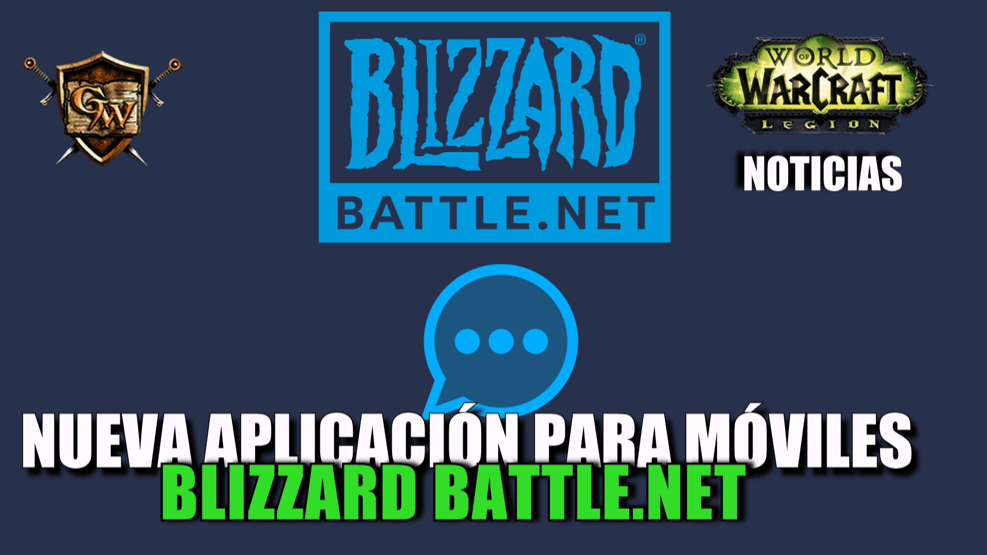 Blizzard lanza Blizzard Battle.net App